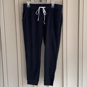 Old Navy Black Joggers size Large